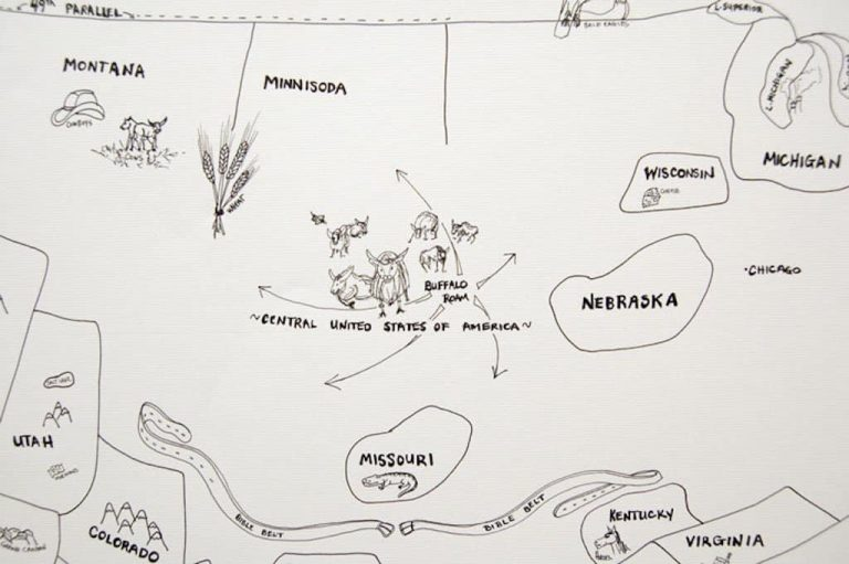 Maps from Memory